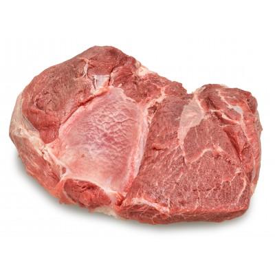 Schaufelstück von der Wollschweinkreuzung