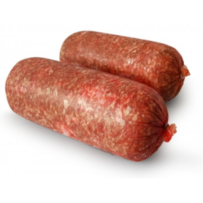 Hackfleisch vom Turopolje Schwein