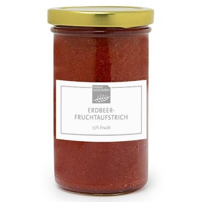 Steegmaier Erdbeer Fruchtaufstrich - 75% Frucht