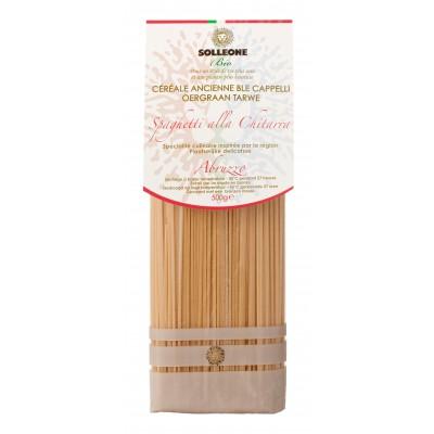 Spaghetti alla Chitarra aus Cappelli-Weizen