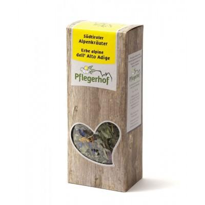 Südtiroler Bio-Alpenkräuter Teemischung