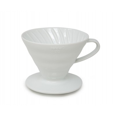 Hario Porzellanfilter weiß (1-4 Tassen)