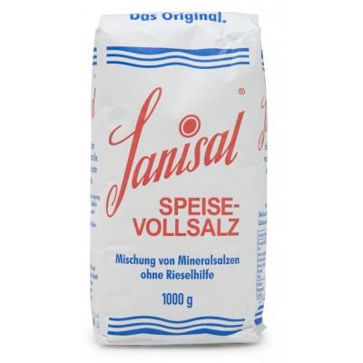 Sanisal Speise-Vollsalz (20er Vorratspack)