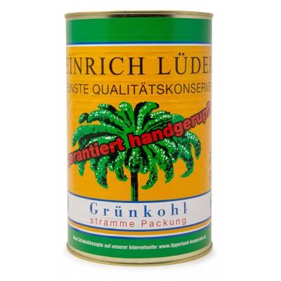 Heinrich Lüders Grünkohl - 3500 g