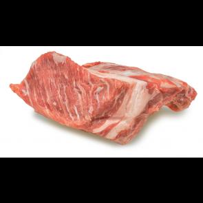 Spare Rips vom Turopolje Schwein