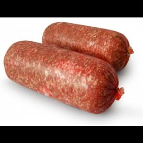 Hackfleisch vom Turopolje-Schwein