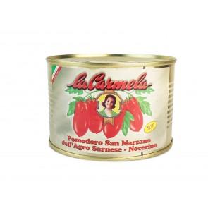 San Marzano Tomaten geschält D.O.P. - Handabfüllung/liegend - Pomodoro S. Marzano Dell´
