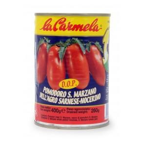 San Marzano Tomaten geschält D.O.P. - Pomodoro S. Marzano Dell´….(Dose ganze  geschälte Tomaten)