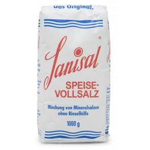 Sanisal Speise-Vollsalz (10er Vorratspack)