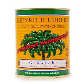 Heinrich Lüders Grünkohl - 750 g