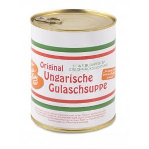 Original Ungarische Gulaschsuppe 800 ml