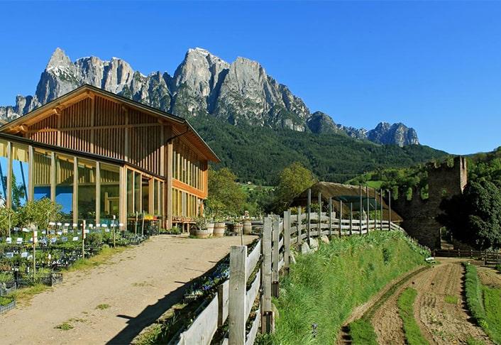 Pflegerhof aus Südtirol